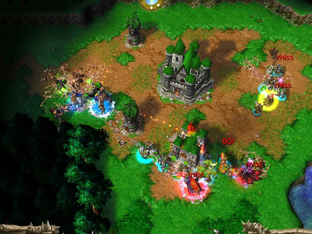 скачать карту survival chaos для warcraft 3